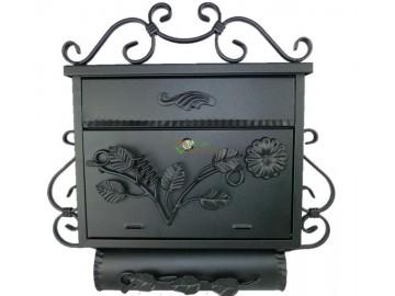 Briefkasten - Postkasten Schmiedekunst Antik