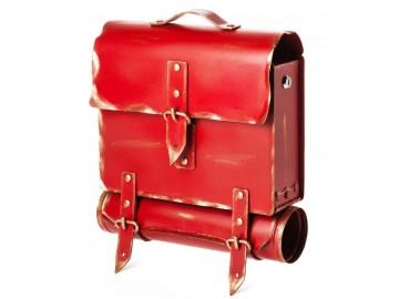 Briefkasten Postkasten in Form eines Ranzens